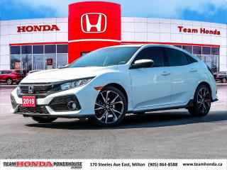 Used 2019 Honda Civic Sport for sale in Milton, ON