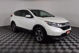 Used 2018 Honda CR-V LX 1 OWNER - NO ACCIDENTS   AWD   ADAPTIVE CRUISE   REMOTE START   HEATED SEATS for sale in Huntsville, ON