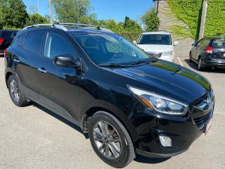 Used 2015 Hyundai Tucson GLS ** AWD, SNRF, HTD LEATH ** for sale in St Catharines, ON