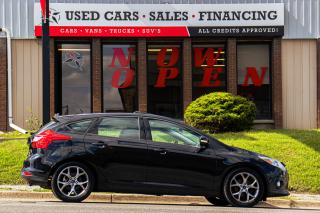 Used 2013 Ford Focus SE | 5 Speed | Leather | Sunroof | Navi | Alloys for sale in Oshawa, ON
