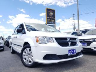 Used 2015 Dodge Grand Caravan No Accidents | 7 Passenger | Certified for sale in Brampton, ON