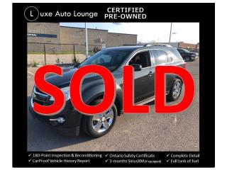 Used 2012 Chevrolet Equinox 2LT - LOW KM! CHROME WHEELS, BACK-UP CAMERA! for sale in Orleans, ON