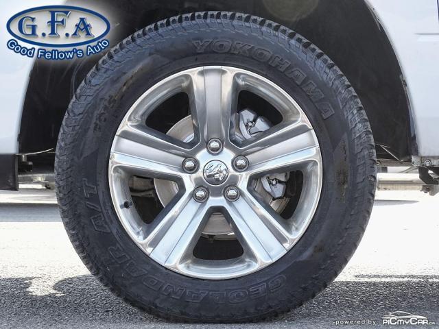 2014 RAM 1500 SPORT CREW CAB, 4WD, LEATHER SEATS, SUNROOF, NAVI Photo6