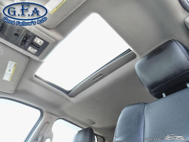 2014 RAM 1500 SPORT CREW CAB, 4WD, LEATHER SEATS, SUNROOF, NAVI Photo7