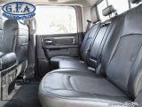 2014 RAM 1500 SPORT CREW CAB, 4WD, LEATHER SEATS, SUNROOF, NAVI Photo34