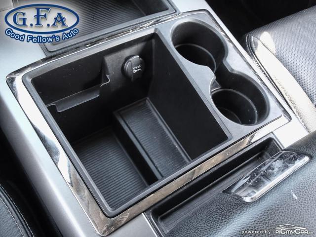 2014 RAM 1500 SPORT CREW CAB, 4WD, LEATHER SEATS, SUNROOF, NAVI Photo13