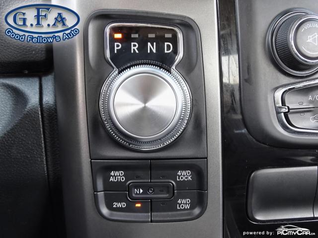 2014 RAM 1500 SPORT CREW CAB, 4WD, LEATHER SEATS, SUNROOF, NAVI Photo14