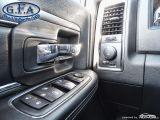 2014 RAM 1500 SPORT CREW CAB, 4WD, LEATHER SEATS, SUNROOF, NAVI Photo41
