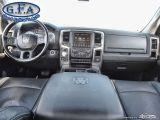 2014 RAM 1500 SPORT CREW CAB, 4WD, LEATHER SEATS, SUNROOF, NAVI Photo44