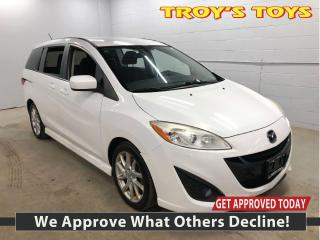 Used 2012 Mazda MAZDA5 Grand Touring for sale in Guelph, ON