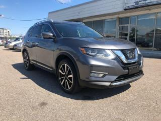 Used 2017 Nissan Rogue SL Platinum for sale in Vaughan, ON
