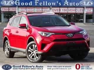 Used 2016 Toyota RAV4 LE MODEL, AWD, REARVIEW CAMERA, HEATED SEATS for sale in Toronto, ON
