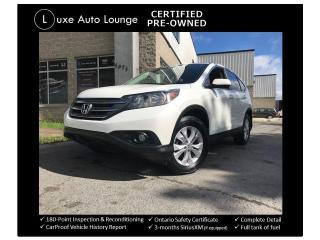 Used 2012 Honda CR-V EX-L - SUNROOF, LEATHER, HEATED SEATS ,BACK-UP CAM for sale in Orleans, ON