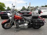 Photo of Black 2010 Harley-Davidson Heritage Softail Classic