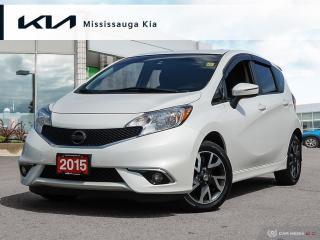 Used 2015 Nissan Versa Note 1.6 SR SR Model!! CLEAN CARFAX, ONLY 55,000KM!! for sale in Mississauga, ON