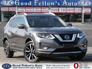 Used 2017 Nissan Rogue SL MODEL, AWD, LEATHER SEATS, NAVIGATION, PAN ROOF for sale in Toronto, ON
