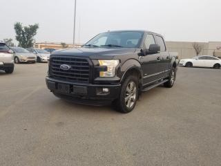 Used 2016 Ford F-150 XLT SUPERCREW | $0 DOWN - EVERYONE APPROVED!! for sale in Calgary, AB