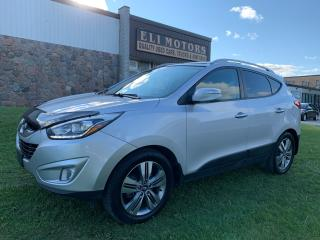Used 2015 Hyundai Tucson LIMITED AWD NAVI PANO ROOF REAR VIEW CAM for sale in North York, ON