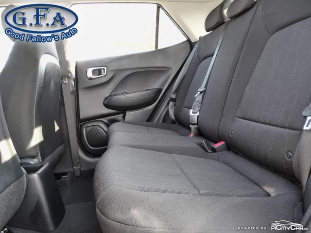 2020 Hyundai Venue ESSENTIAL, REARVIEW CAMERA, HEATED SEATS, BLETOOTH Photo8