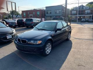 Used 2002 BMW 3 Series 325i for sale in Hamilton, ON
