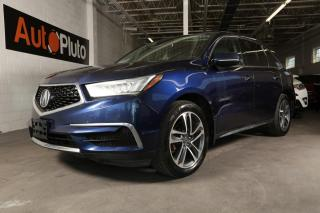 Used 2017 Acura MDX SH-AWD 4dr Tech Pkg for sale in North York, ON