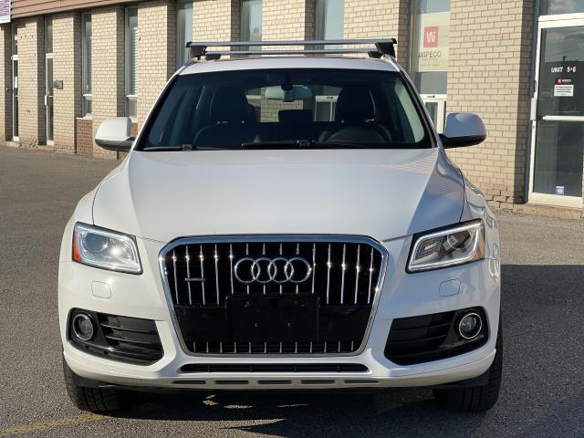 2014 Audi Q5 2.0L Progressive Panoramic Sunroof/Leather Photo7