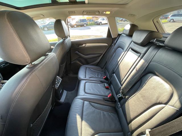 2014 Audi Q5 2.0L Progressive Panoramic Sunroof/Leather Photo11