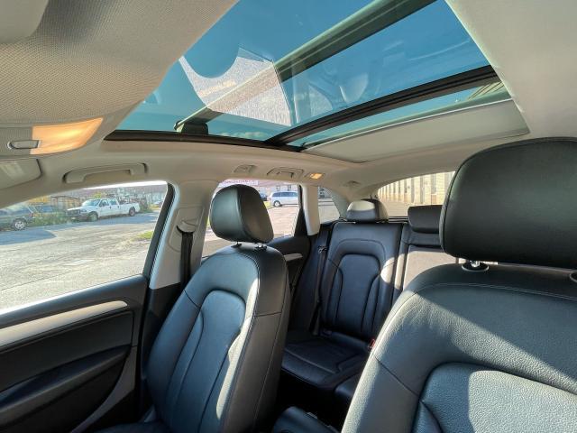 2014 Audi Q5 2.0L Progressive Panoramic Sunroof/Leather Photo12