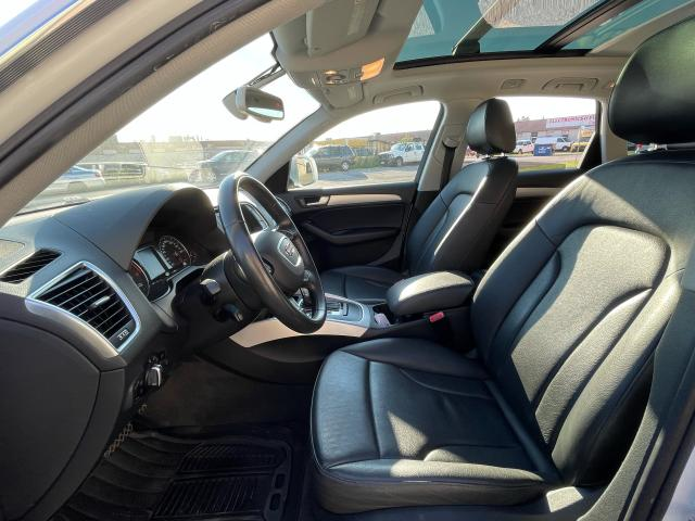 2014 Audi Q5 2.0L Progressive Panoramic Sunroof/Leather Photo9