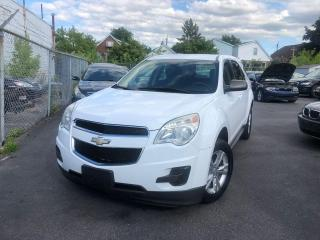 Used 2012 Chevrolet Equinox LS for sale in Hamilton, ON