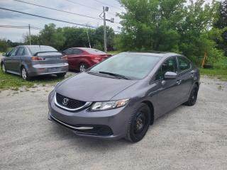 Used 2014 Honda Civic EX POWER SUNROOF for sale in Stouffville, ON