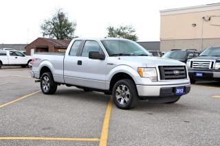 Used 2012 Ford F-150 STX for sale in Brampton, ON