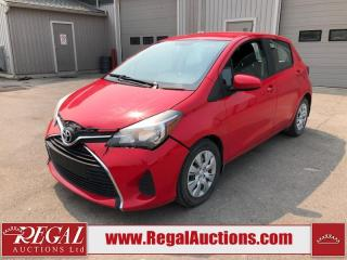 Used 2016 Toyota YARIS LE 5D HATCHBACK AT 1.5L for sale in Calgary, AB