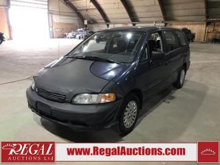 Used 1995 Honda Odyssey 4D SPORTS VAN for sale in Calgary, AB