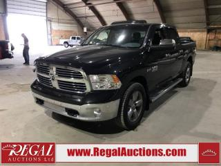 Used 2017 RAM 1500 BIG Horn Crew CAB 4WD for sale in Calgary, AB
