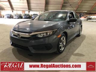 Used 2018 Honda Civic 4D Sedan for sale in Calgary, AB