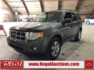 Used 2010 Ford Escape XLT 4D Utility for sale in Calgary, AB