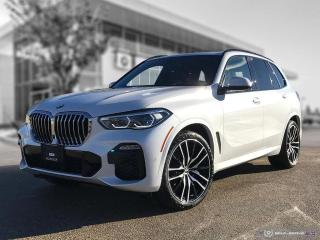 New 2021 BMW X5 xDrive40i Let US Go The Extra Mile for sale in Winnipeg, MB