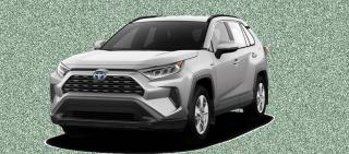 New 2021 Toyota RAV4 Hybrid LE AWD for sale in Pickering, ON