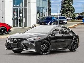 New 2021 Toyota Camry XSE TWO TONE PAINT for sale in Winnipeg, MB
