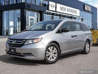Used 2016 Honda Odyssey SE for sale in Winnipeg, MB