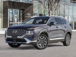 New 2021 Hyundai Santa Fe Hybrid Preferred for sale in Winnipeg, MB