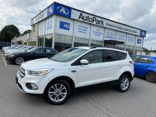 Used 2017 Ford Escape REAR CAMERA | HEATED SEATS | HEATED DOOR MIRRORS | for sale in Brampton, ON