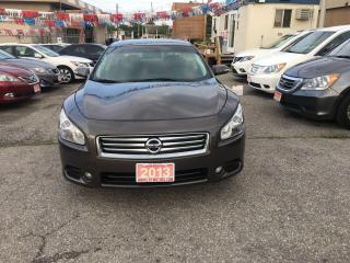 Used 2013 Nissan Maxima 3.5 SV for sale in Etobicoke, ON