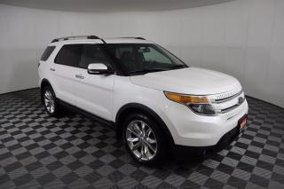 Used 2014 Ford Explorer Limited NO ACCIDENTS   4X4   NAVI   LEATHER COOLED SEATS   DUEL SUNROOF   V6 for sale in Huntsville, ON