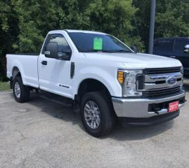Used 2017 Ford F-250 Super Duty SRW 4x4 - Regular Cab XLT - 142 WB for sale in Brockville, ON