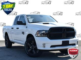 Used 2021 RAM 1500 Classic Express Dealer Demonstrator for sale in St. Thomas, ON