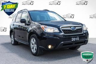 Used 2015 Subaru Forester 2.5i Convenience Package VERY CLEAN LOW MILEAGE CAR for sale in Innisfil, ON