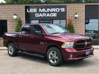 Used 2017 RAM 1500 Express HEMI for sale in Paris, ON