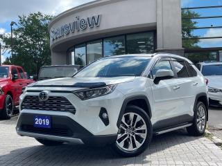 Used 2019 Toyota RAV4 LIMITED  for sale in Scarborough, ON